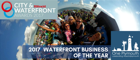 2017 waterfront business of the year